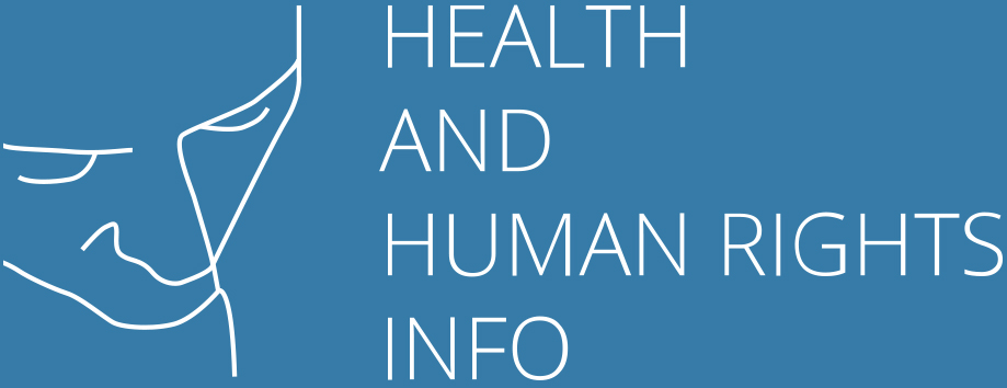 Health and Human Rights Information newsletter on UNCR 1325